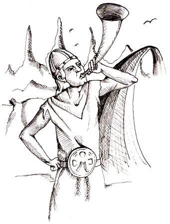 nordiske guder heimdal