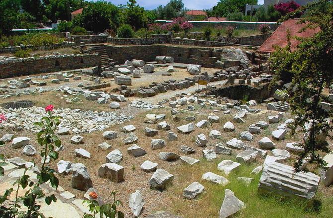 Syv vidundere – Mausoleet i Halikarnassos