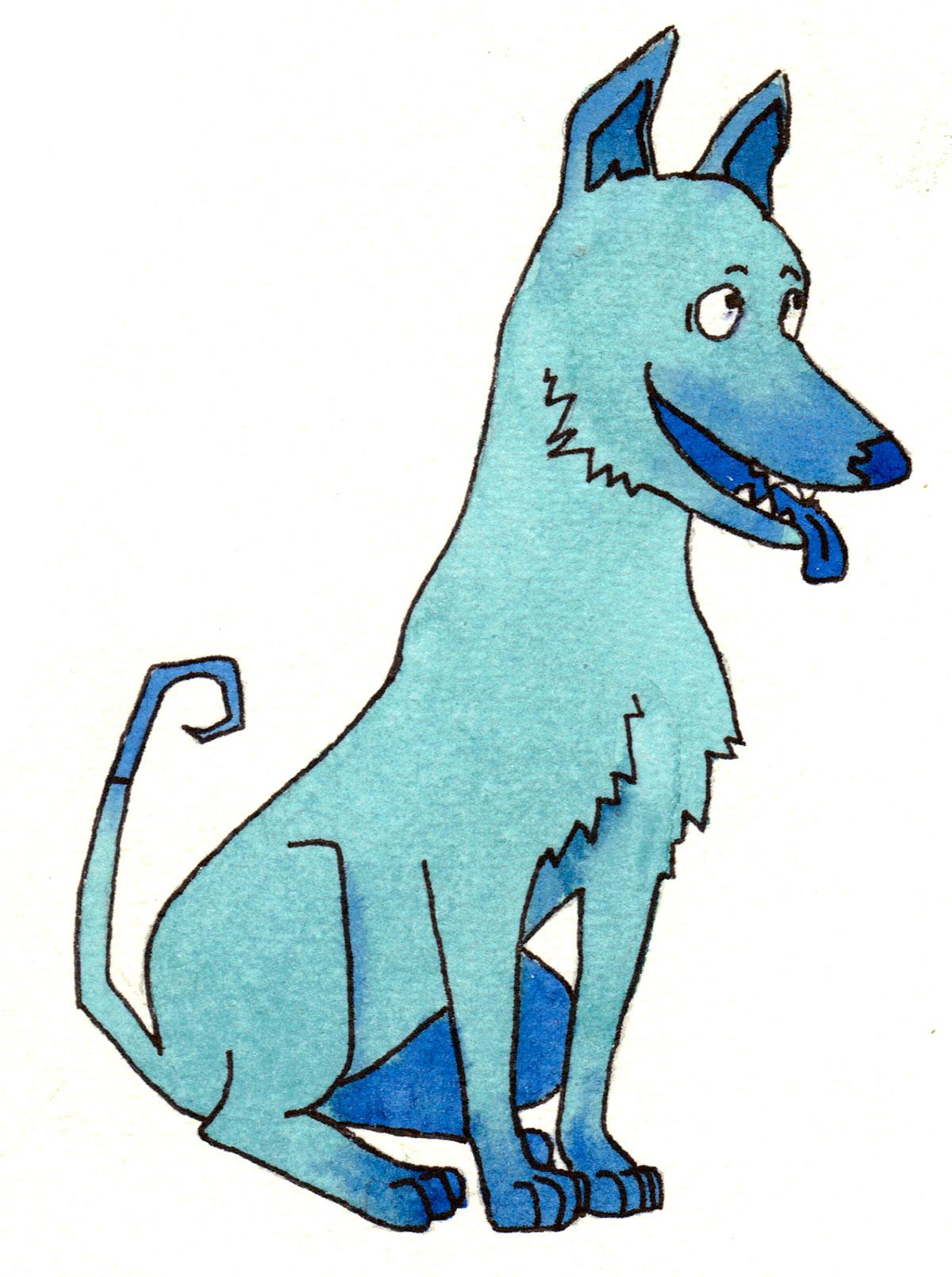 Chinesische Tierzeichen - Der Hund