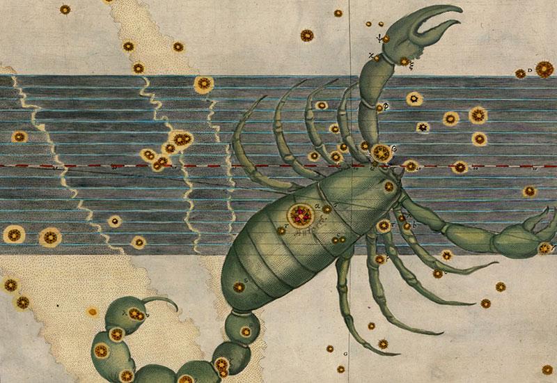 Ugehoroskop Skorpion
