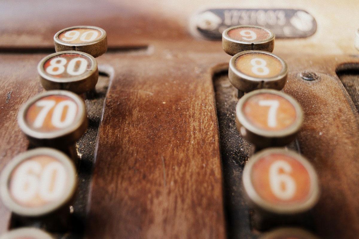 numerologi tallene